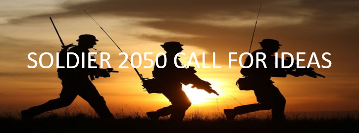 Soldier 2050 Call for Ideas.