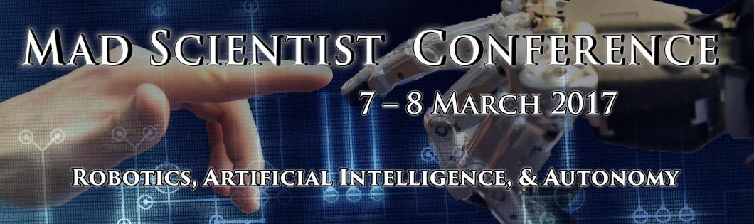 March Mad Scientist Conference March 7 to 8. Watch live.