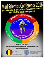 Strategic Security Environment in 2025 and Beyond
